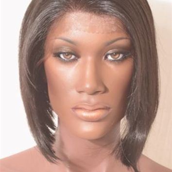 IT Tress Human Hair/Syn Lace Front Wig HLW 803 - Victoria