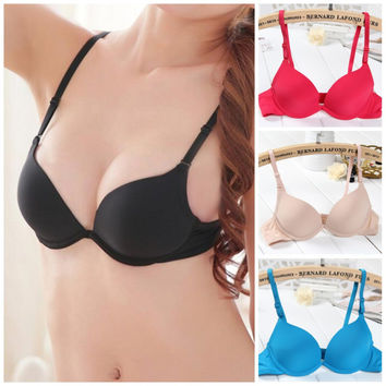 Hot Fashion Style Push up Bras Women Underwear Sexy Bra For Small Breast Young Girl & Teenager Lingerie Female Intimates H090