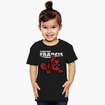 Finding Francis Toddler T-shirt