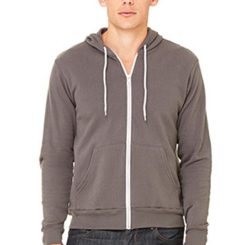 PC Zip-Up Hoodie