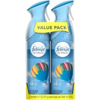 Febreze Air Effects Fresh Sky Air Freshener, 9.7 oz, (Pack of 2) - Walmart.com