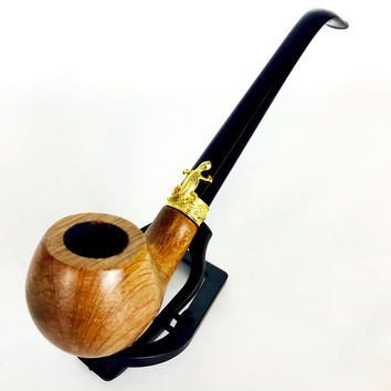 Wooden Pipe (style M)