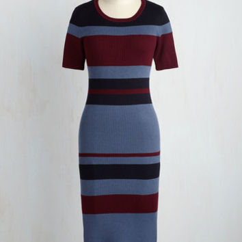 Nostalgia to Omega Sweater Dress | Mod Retro Vintage Dresses | ModCloth.com