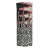 Modern Grey Black Beige Abstract Flameless Candle