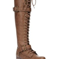 Rocket Dog Beany Lace Up Boots