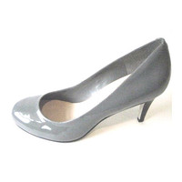 COLE HAAN AIR LAINEY.PUMP.75 - IRONSTONE PATENT