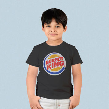 Kids T-shirt - Burger King Logo