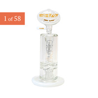 Grav Labs Sprocket Tree Perc With Disc Mouthpiece by Grav Gold