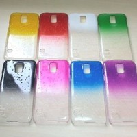 For Samsung Galaxy S5 3D Water Droplets Hard Plastic Snap On Back Case