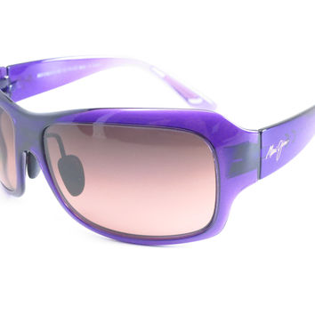 Maui Jim Seven Pools MJ RS418-28C Purple Fade Polarized Sunglasses