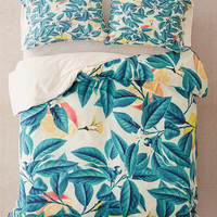 83 Oranges For Deny Lemon Pattern Duvet Cover | Urban Outfitters