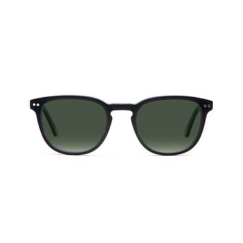 Stanley Matte Black Sunglasses