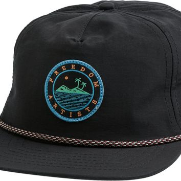 FREEDOM ARTISTS ISLAND STYLE SNAPBACK