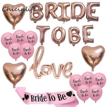 1set Bride to Be Theme Bachelorette Party Decoration