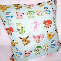 Pokemon large cushion