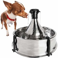 PetSafe Drinkwell 360 Multi-Pet Stainless Steel Fountain | Petco
