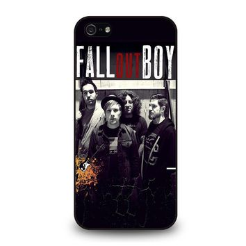 FALL OUT BOY PERSONIL iPhone 5 / 5S / SE Case Cover