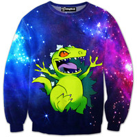 Reptar in Space Crewneck