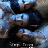 (11x17) The Vampire Diaries - Faces TV Poster