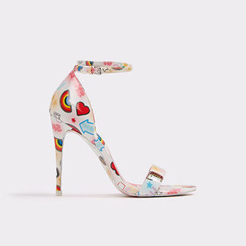 Sandyy Milk Women's Open-toe heels | ALDO US
