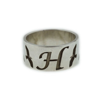 The Herondale Family Ring