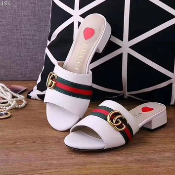 """""""GUCCI"""" New Slippers"""