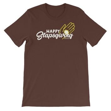 Slapsgiving | Funny How I Met Your Mother T Shirt