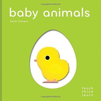 Touchthinklearn: Baby Animals (Board book)