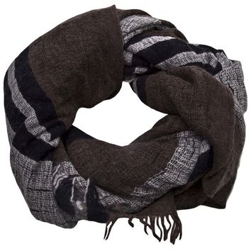Rag & Bone Pupe Wide Scarf