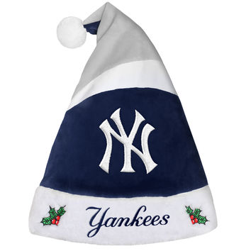 New York Yankees Basic Santa Hat - 2016