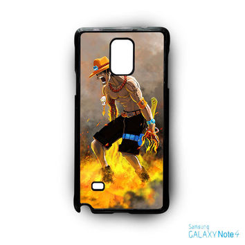 Ace One piece for phone case Samsung Galaxy Note 2/Note 3/Note 4/Note 5/Note Edge