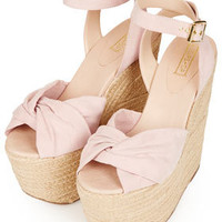 WENDY Mega Wedge Espadrilles - View All  - Shoes