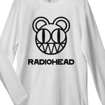 Radiohead Long Sleeve T-Shirt