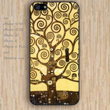 iPhone 5s 6 case golden Tree dream catcher colorful phone case iphone case,ipod case,samsung galaxy case available plastic rubber case waterproof B590
