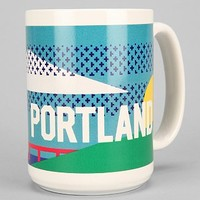 Sisters of LA Cities Mug - Urban Outfitters