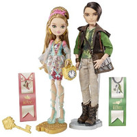 Ever After High Ashlynn Ella & Hunter Huntsman Doll, 2-Pack (Discontinued by manufacturer)