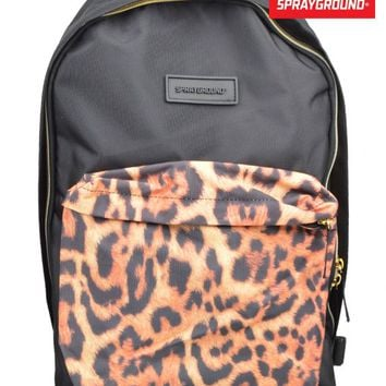 SPRAYGROUNDSNEAK ATTACK LEOPARD BACKPACK