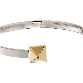 Majorica Why Not? Two-Tone Bangle White - Zappos.com Free Shipping BOTH Ways