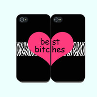 Best Bitches -- Iphone 4 Case In Pa.. on Luulla