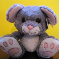 "Aurora Stuffed Animal 10"" SCURRY MOUSE  Item # 16322 NWT"