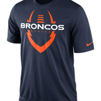Nike Legend Icon (NFL Broncos) Men's T-Shirt