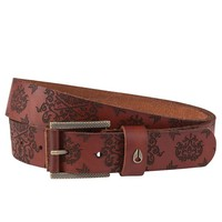 Nixon Americana Belt - Mens Belts - Honey