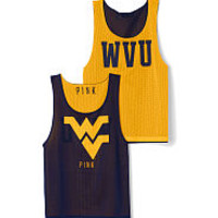 West Virginia Hoodies, Tanks & Crews - PINK College Apparel
