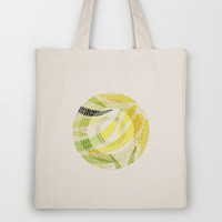 Fern Tote Bag by Claudia Owen