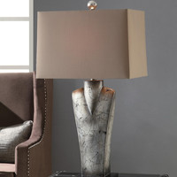 "Crestview Isabella Table Lamp 34.5""Ht - CVAUP674"