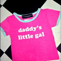 SWEET LORD O'MIGHTY! DDLG RINGER TEE IN PINK