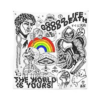 The World Is Yours Tapestry