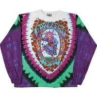 Grateful Dead Men's  Seasons Of The Dead Tie Dye  Long Sleeve Multi
