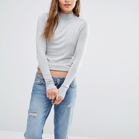 New Look Stand Neck Sweater