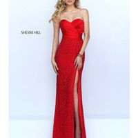 Sherri Hill 50046 Prom Dress